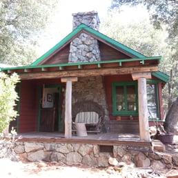 Big Cat Cabin Julian Ca