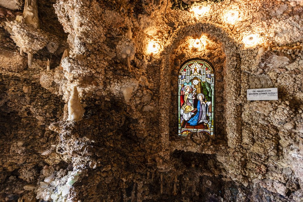 Grotto of the Redemption: West Bend, IA