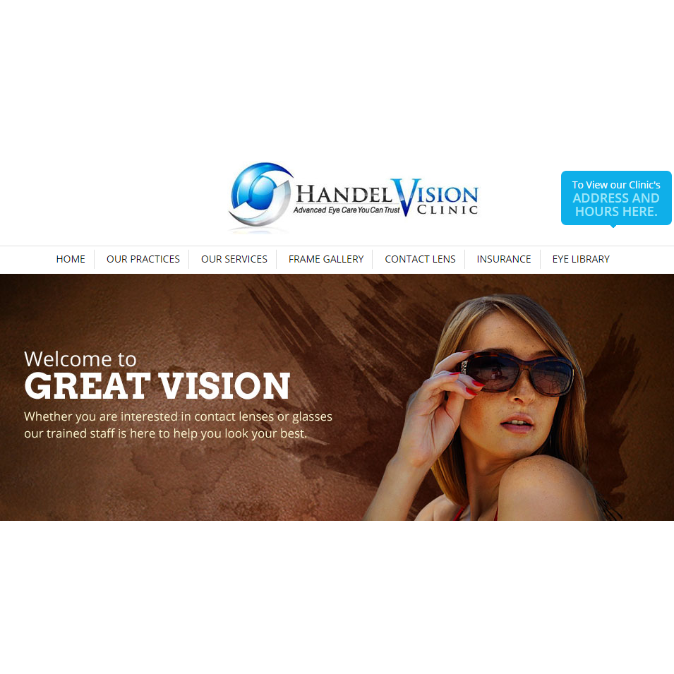 Handel Vision Clinic: 919 E Turkeyfoot Lake Rd, Akron, OH