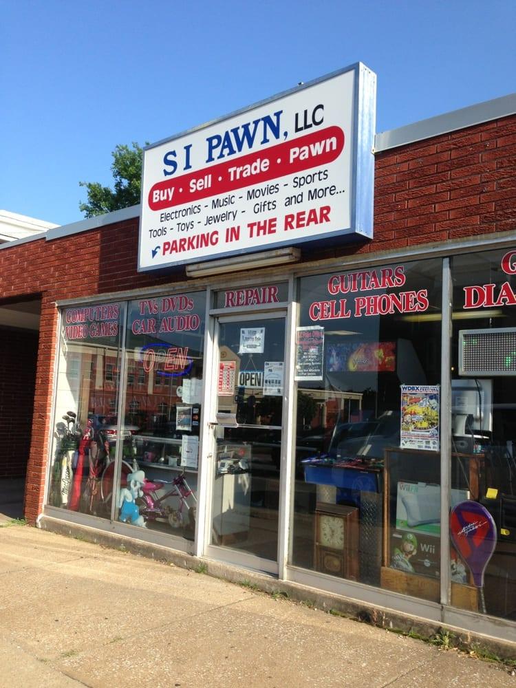Si Pawn Llc: 217 W Walnut St, Carbondale, IL