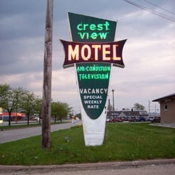 Photo Of Crestview Motel Washington Il United States