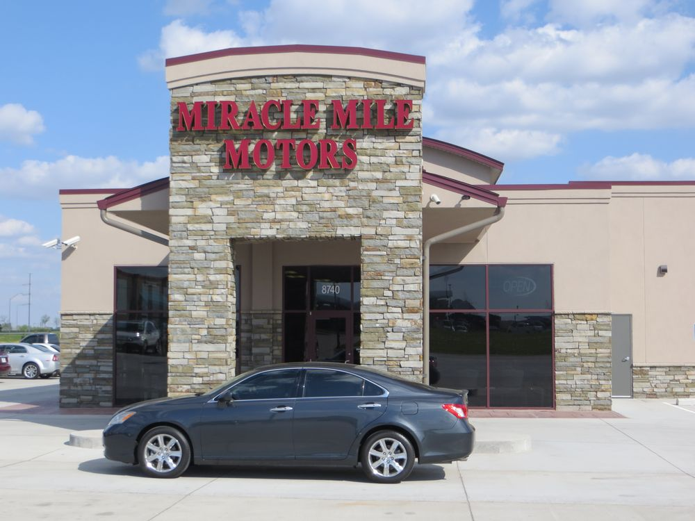 Miracle Mile Motors: 8740 Amber Hill Ct, Lincoln, NE