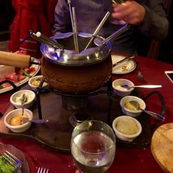restaurant fondue