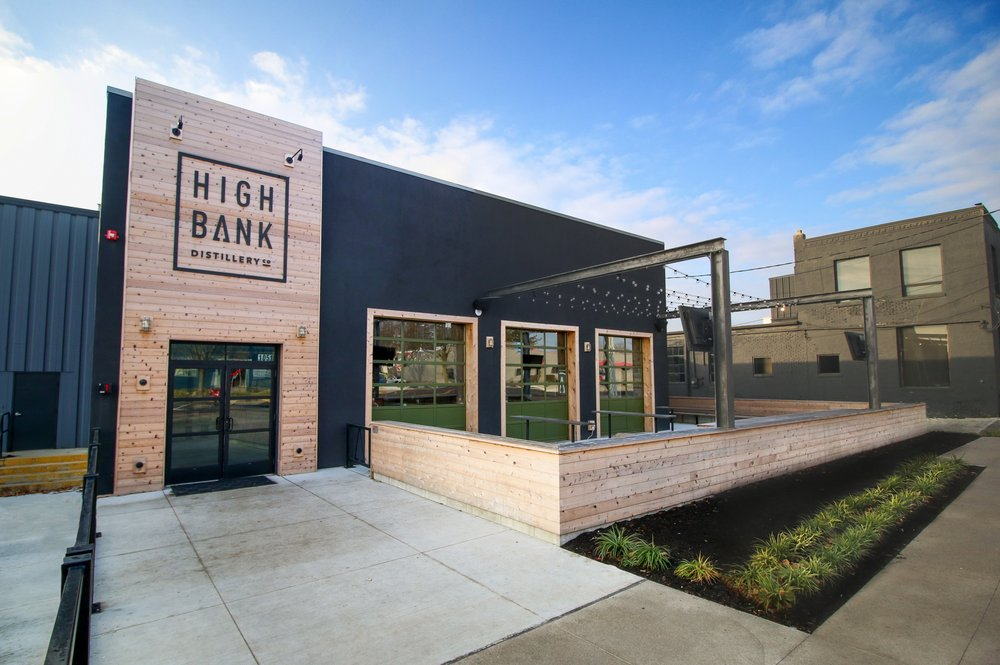 High Bank Distillery: 1051 Goodale Blvd, Columbus, OH