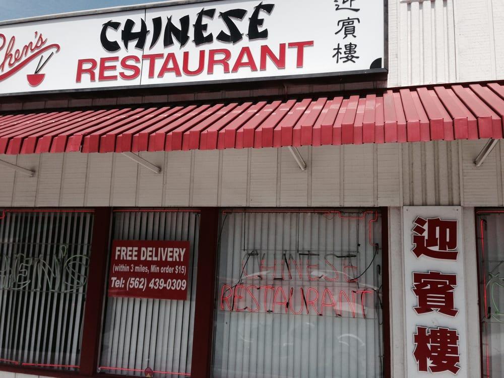 Chen Chinese Restaurant In Long Beach Ca
