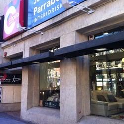 Juan parrabera tienda de muebles calle de bravo for Telefono registro bienes muebles madrid