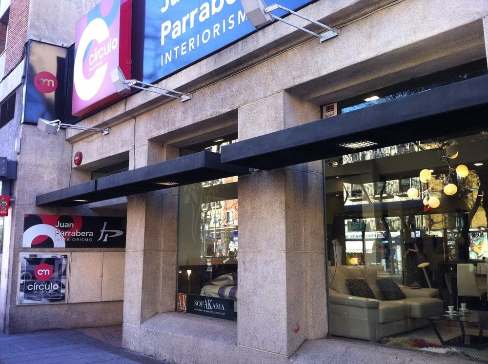 Juan parrabera tiendas de muebles calle de bravo murillo 245 tetu n madrid n mero de - Telefono registro bienes muebles madrid ...