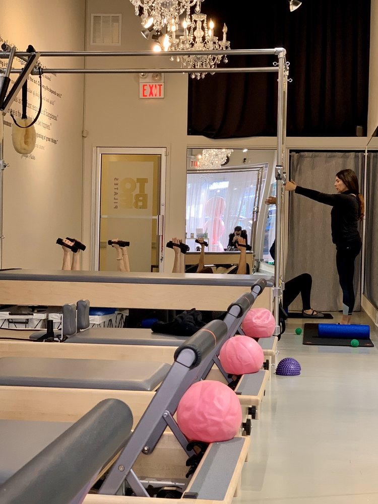 To Be Pilates: 47 S Park St, Montclair, NJ