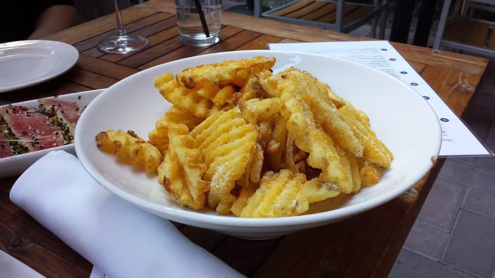 Wasabi fries  Yelp # Wasbak Fiets_190504