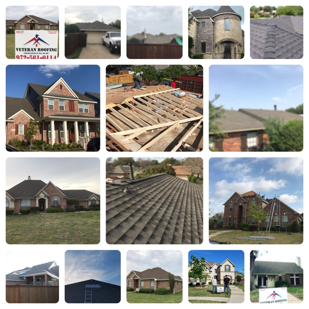 Veteran Roofing and Construction: Mesquite, TX