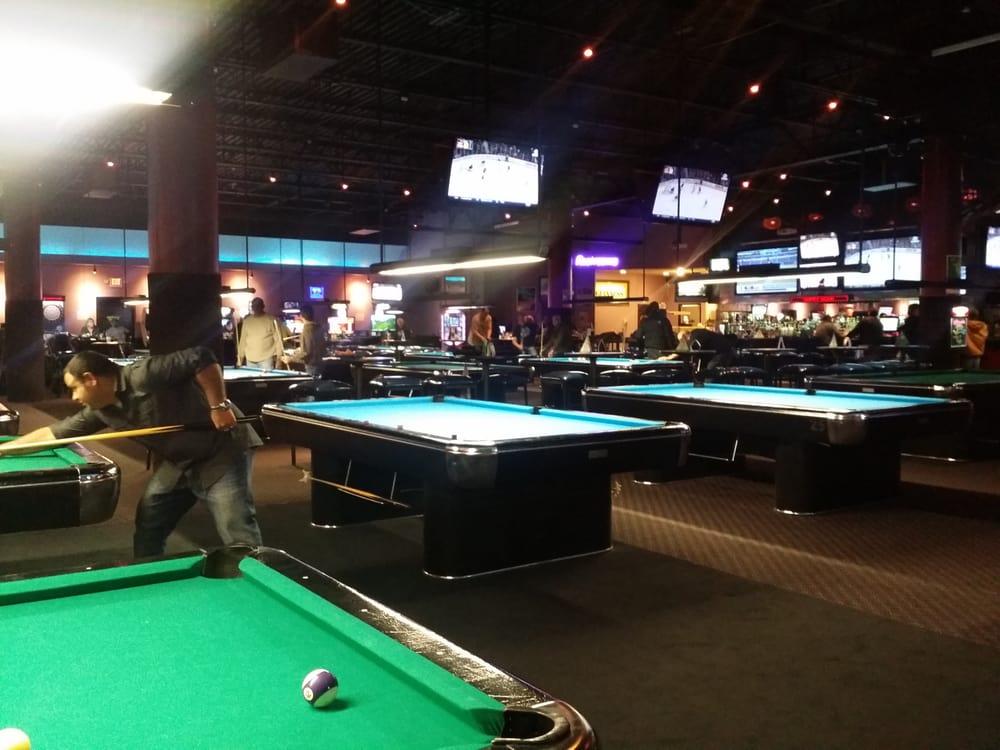 plush pocket billiard sports bar geschlossen 12 beitr ge billard 28202 dequindre rd. Black Bedroom Furniture Sets. Home Design Ideas