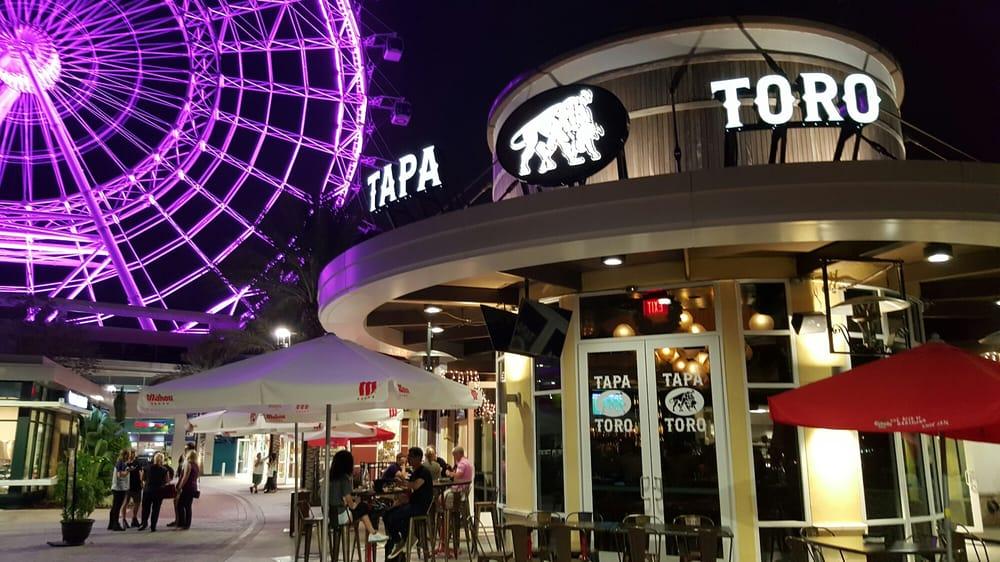 Orlando Auto Lounge >> Photos for Tapa Toro - Yelp