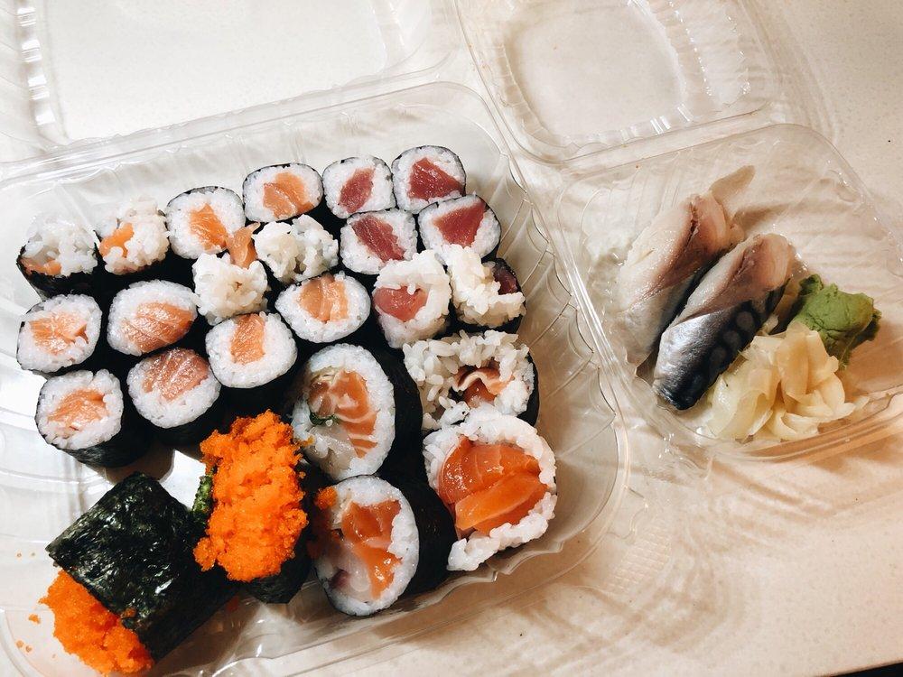 Sensei Sushi Bar & Grill: 710 SW 2nd Ave, Portland, OR