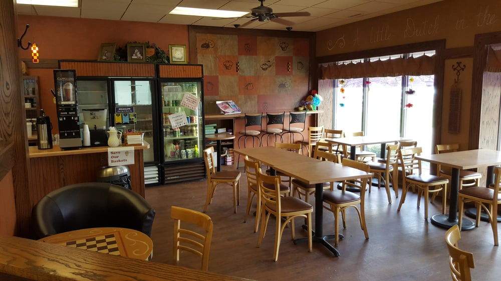 Dutch Oven Bakery: 219 Duff Ave, Ames, IA