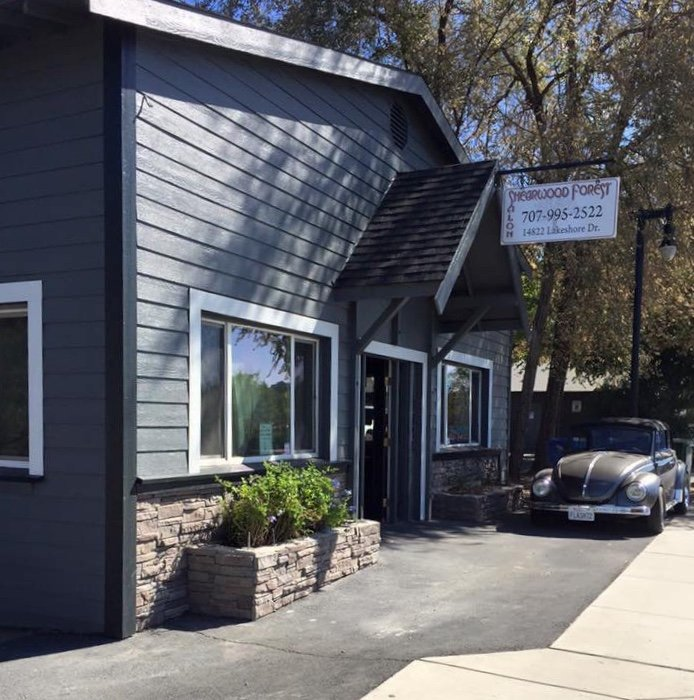 Shearwood Forest Salon: 14822 Lakeshore Dr, Clearlake, CA