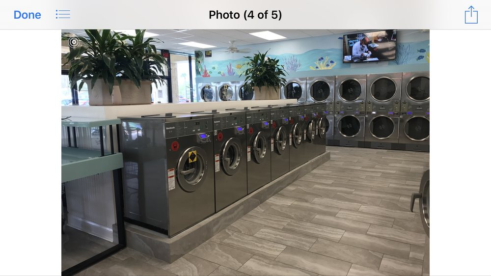 Tropical Laundromat: 1525 N Nova Rd, Daytona Beach, FL