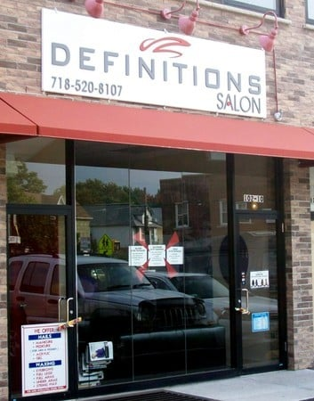 Definitions Salon