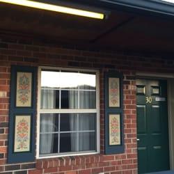 Photo Of Village Inn Lovingston Va United States Hand Painted Shutters For
