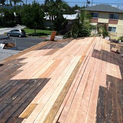 Photo Of Century Roofing Company   Huntington Beach, CA, United States.  Wood Repair