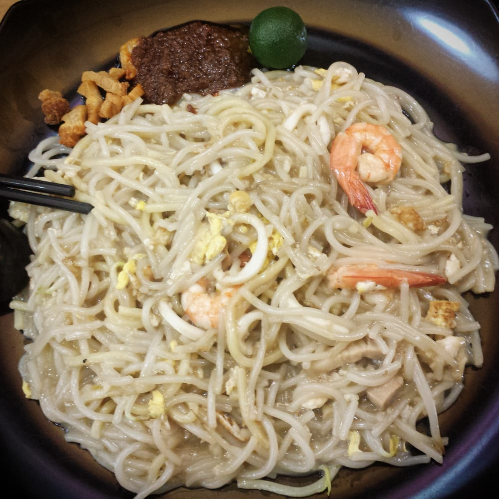Red Stove Hokkien Prawn Mee Singapore