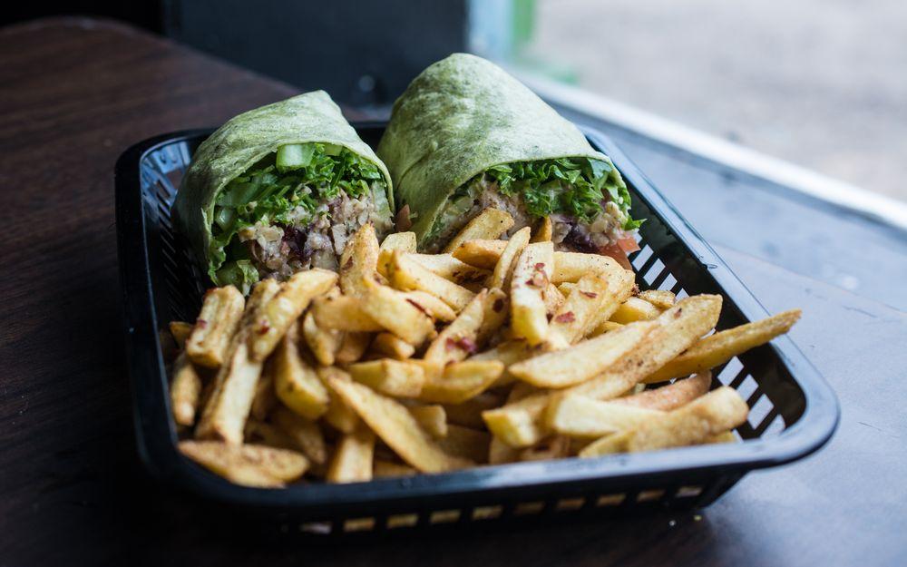 Go Vinda's Cafe: 1146 A Euclid Ave NE, Atlanta, GA