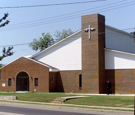 Temple Gate SDA Church: 1601 Franklin St, Selma, AL