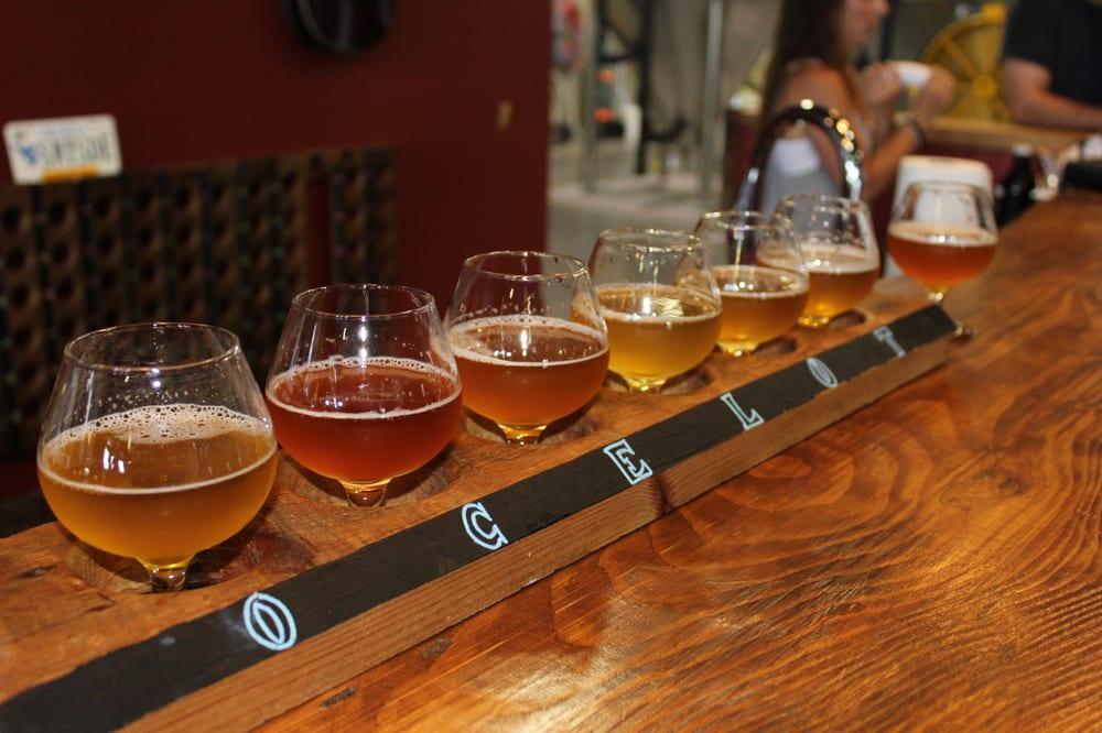 Ocelot Brewing Company: 23600 Overland Dr, Sterling, VA