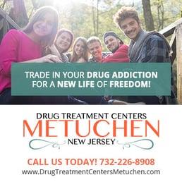 Drug Treatment Centers Metuchen - Rehabilitation Center - 450 Main St ...