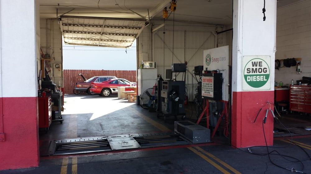 Smog Check Reseda >> Fast Drive thru with Latest New Smog Machine only takes 10 mins Per smog - Yelp