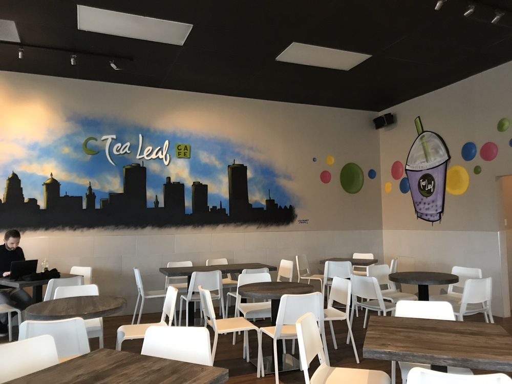 Tea Leaf Cafe: 3835 McKinley Pkwy, Blasdell, NY