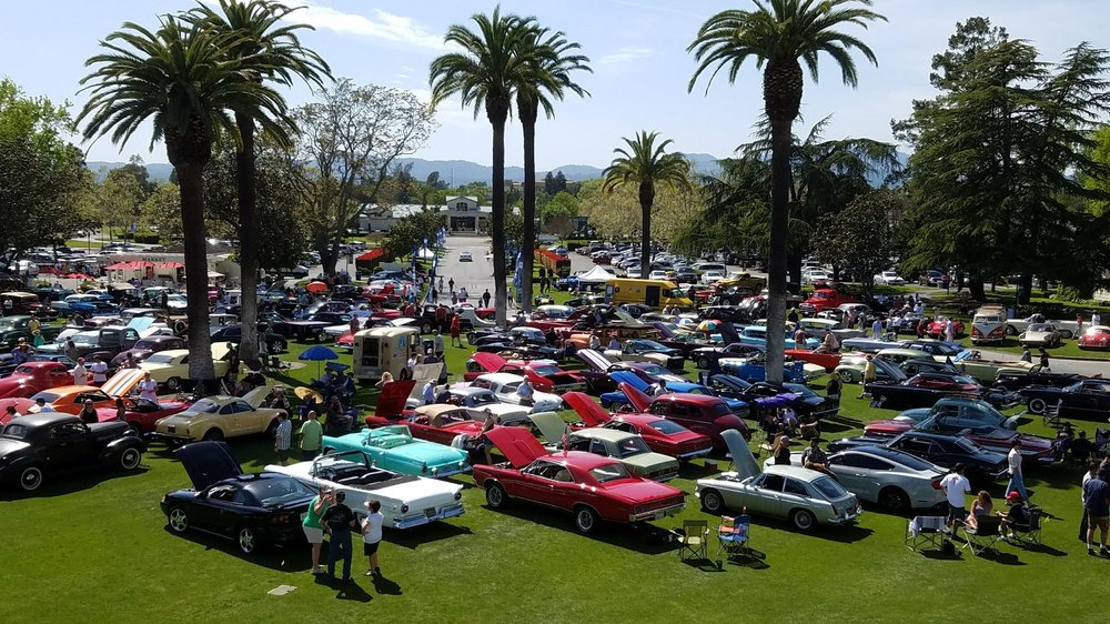 Silverado Country Club >> Annual Car Show Yelp