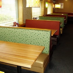 Photo Of Mobile Furniture Repairs   Raleigh, NC, United States. Applebeeu0027s  Restaurant Reupholster