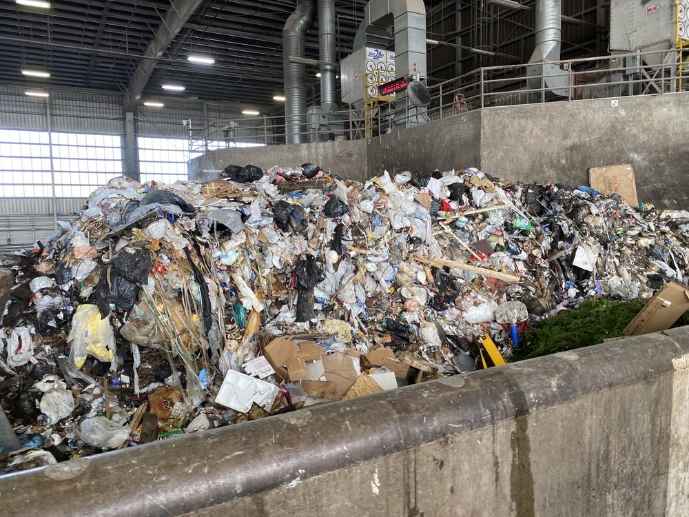 Snohomish County Solid Waste Transfer Center: 10700 Minuteman Dr, Everett, WA