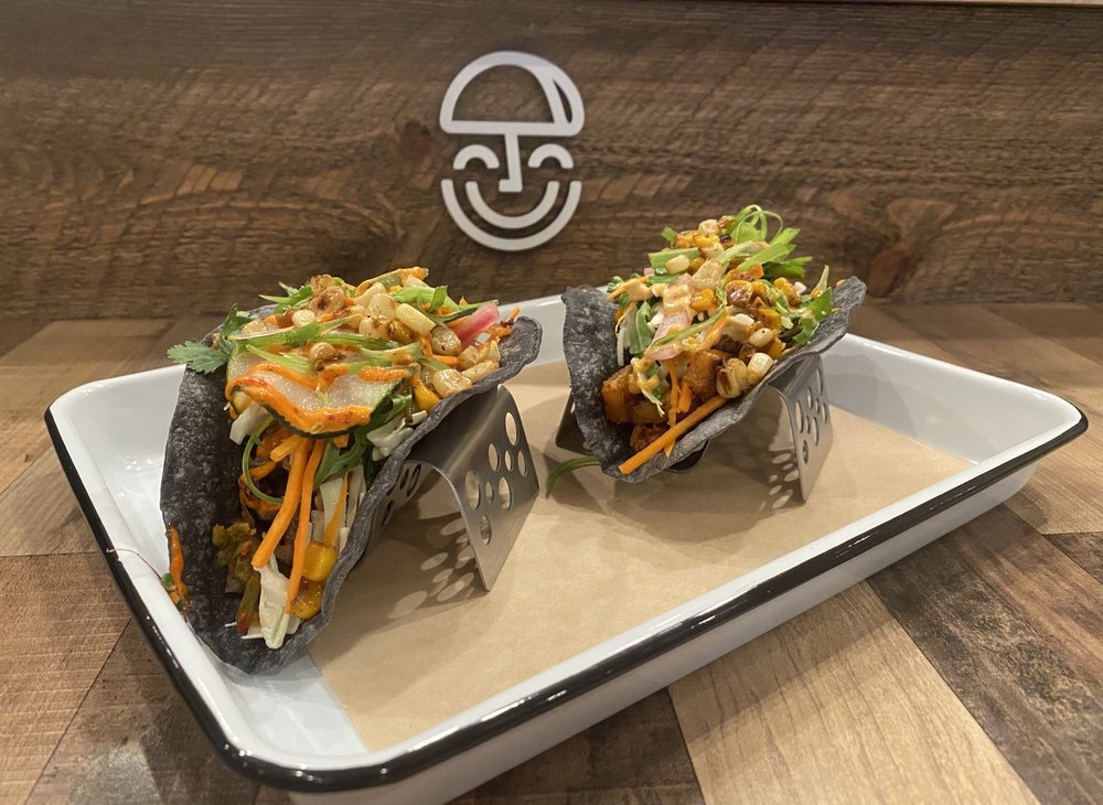 Modern Taco: 103 4th St, Hood River, OR