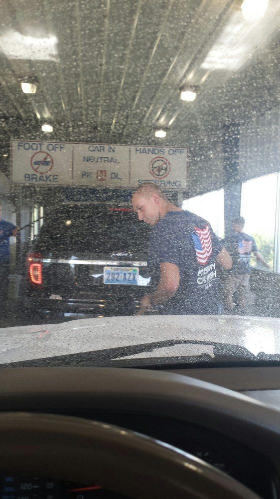 American Car Wash: 100 N Allen Rd, Fallon, NV