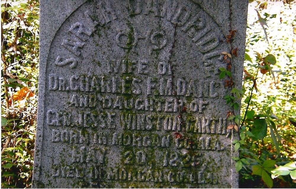 Dancy-Sykes-Dandridge-Garth Cemetery