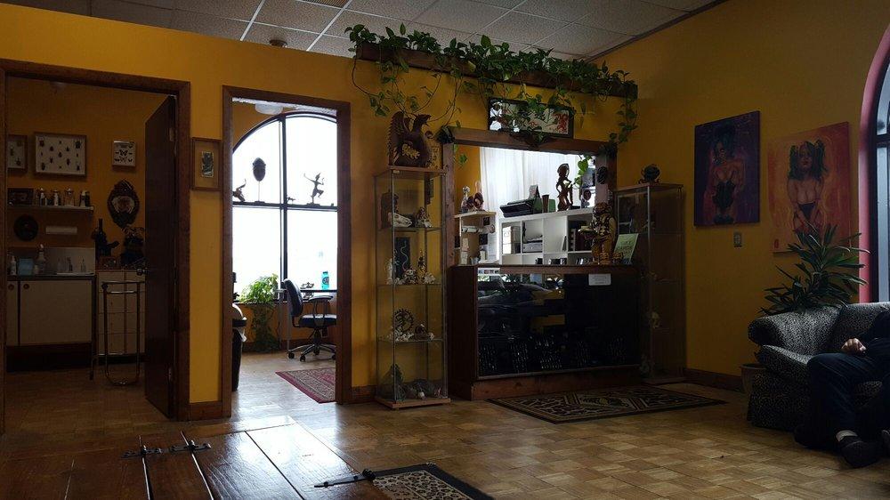 Transcend Tattoo & Art Gallery: 906 W Main St, Branford, CT
