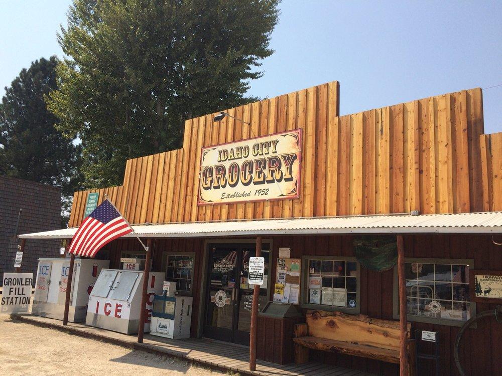 Idaho City Grocery: 3868 Hwy 21, Idaho City, ID
