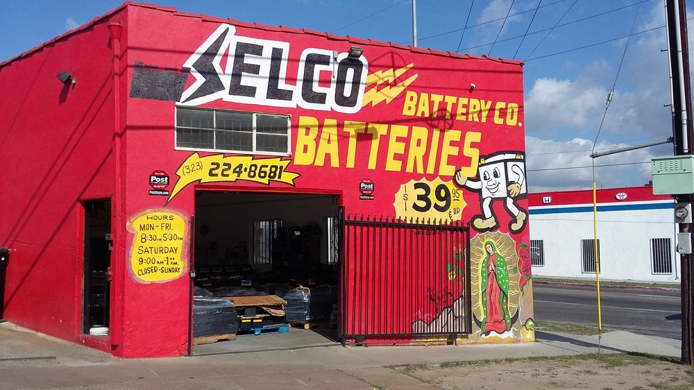 Selco Battery: 5003 Alhambra Ave, Los Angeles, CA