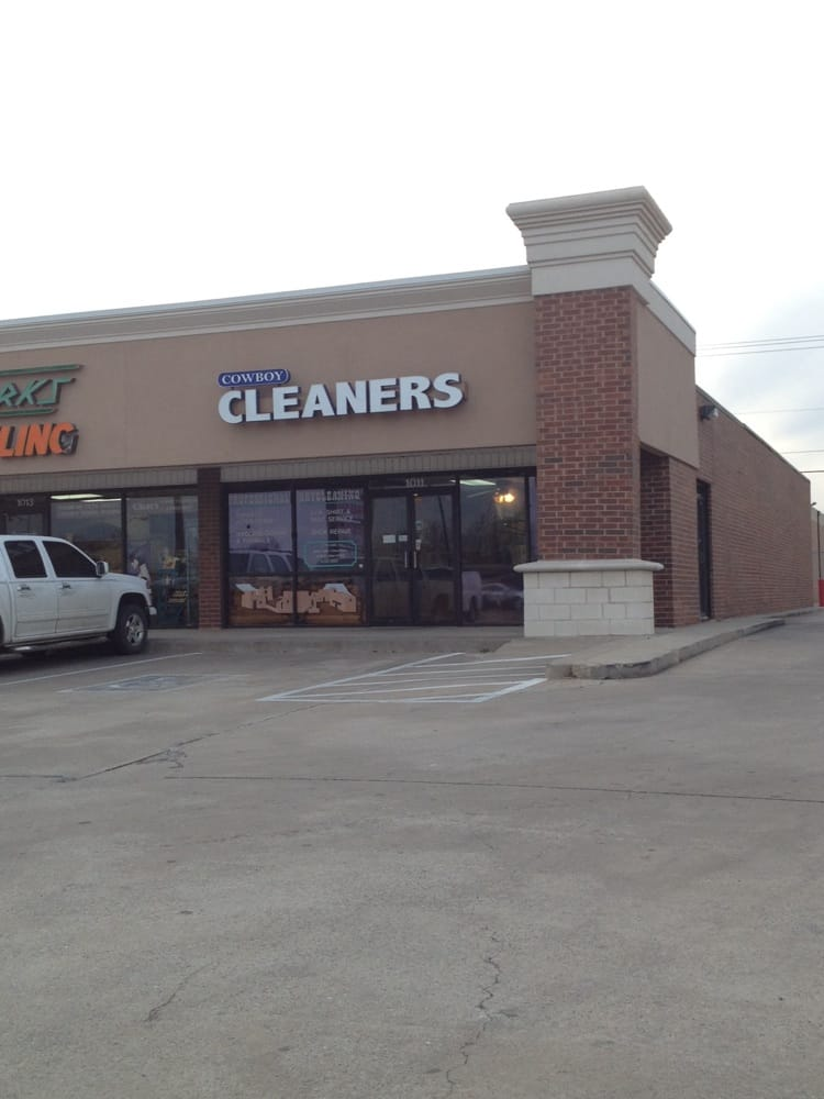 Cowboy Cleaners & Laundry