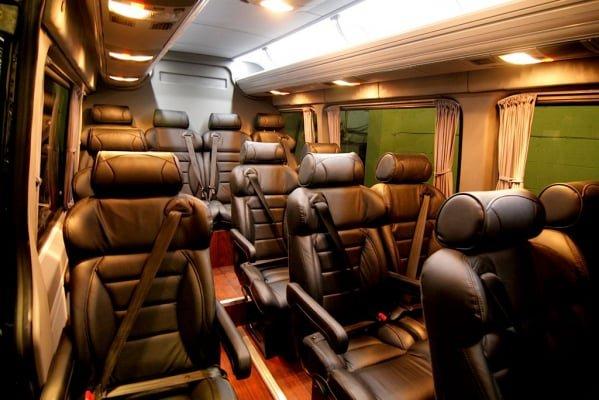 Collado Limousine & Bus Service: Exton, PA