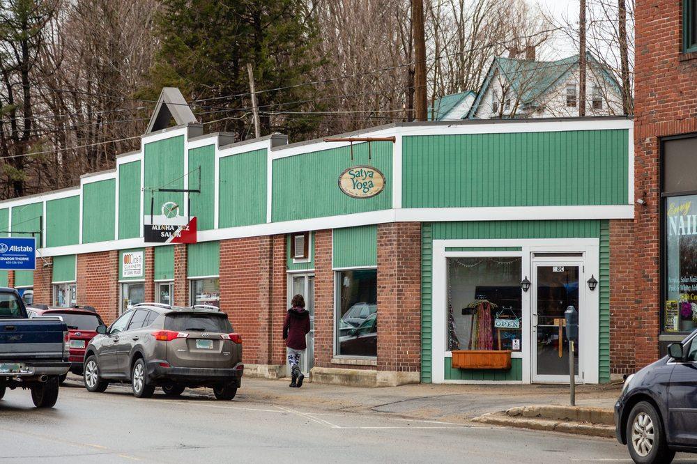 Satya Yoga Studio: 58BC Main St, Plymouth, NH