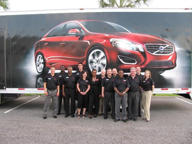 Hendrick Volvo Cars of Charleston