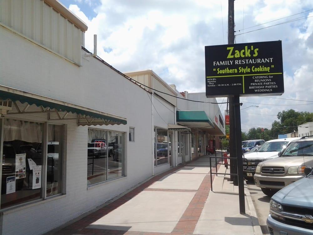 Zack's Family Restaurant