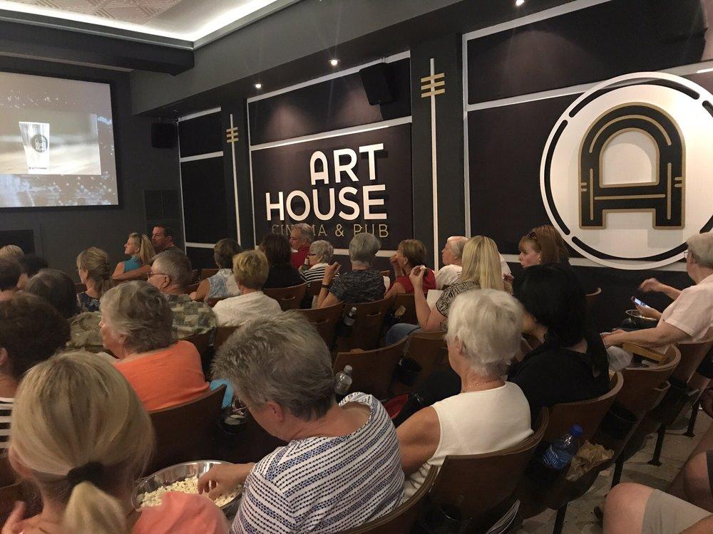 Art House Cinema & Pub: 109 N 30th St, Billings, MT