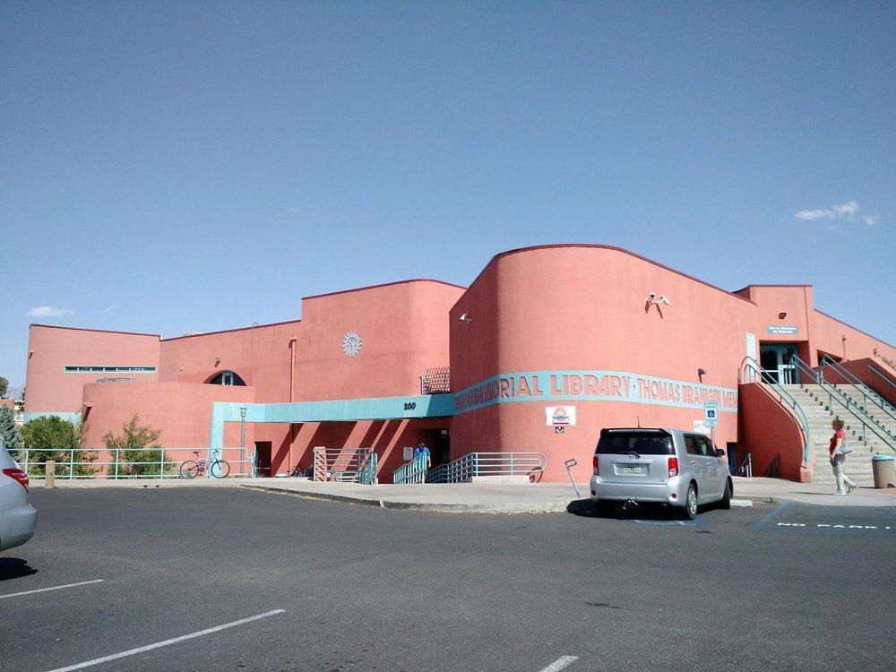 Branigan Library: 200 E Picacho Ave, Las Cruces, NM