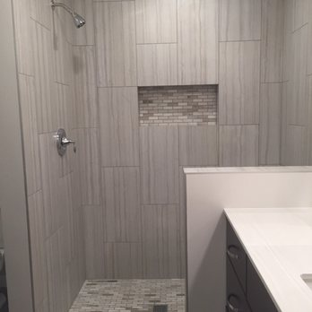 Hardey Tile Photos Reviews Kitchen Bath Palo - How long does it take to tile a bathroom