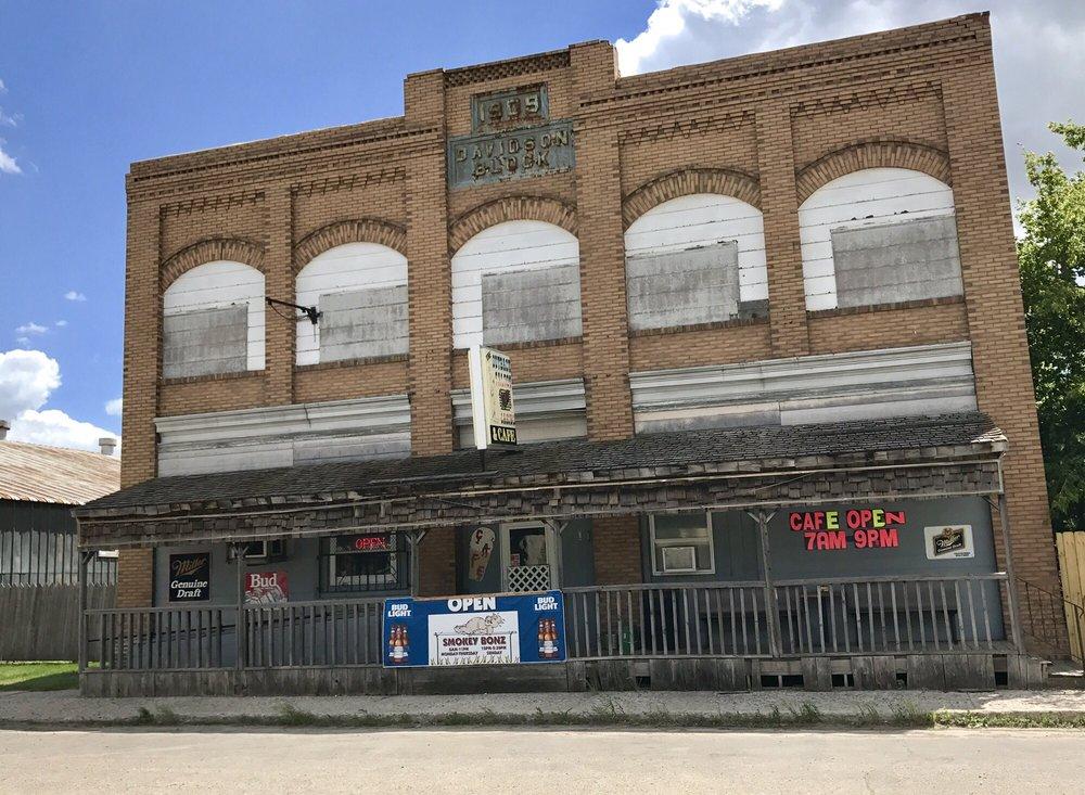 Smokey Bonz: 20 Main St, Portal, ND