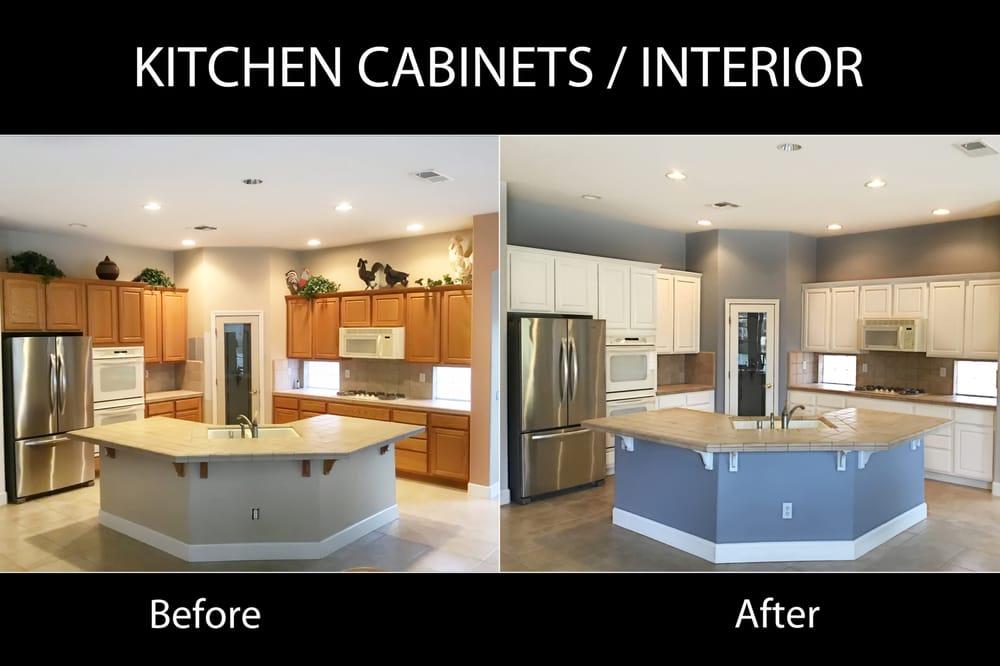 Kitchen Cabinet Painters Sacramento