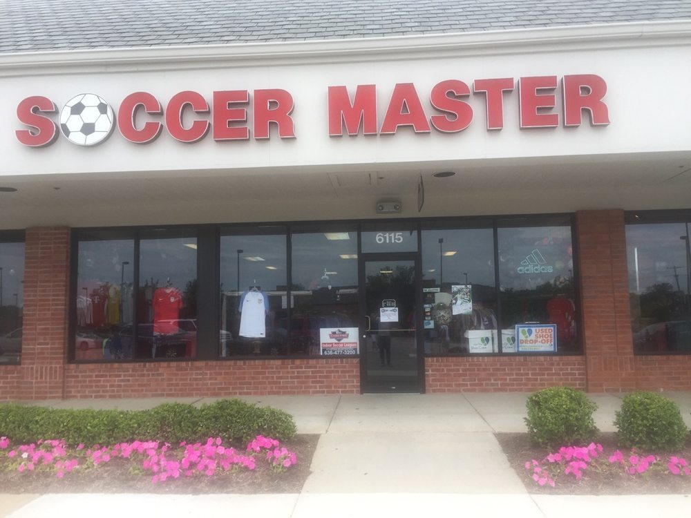 Soccer Master: 6115 Midrivers Mall Dr, St. Peters, MO